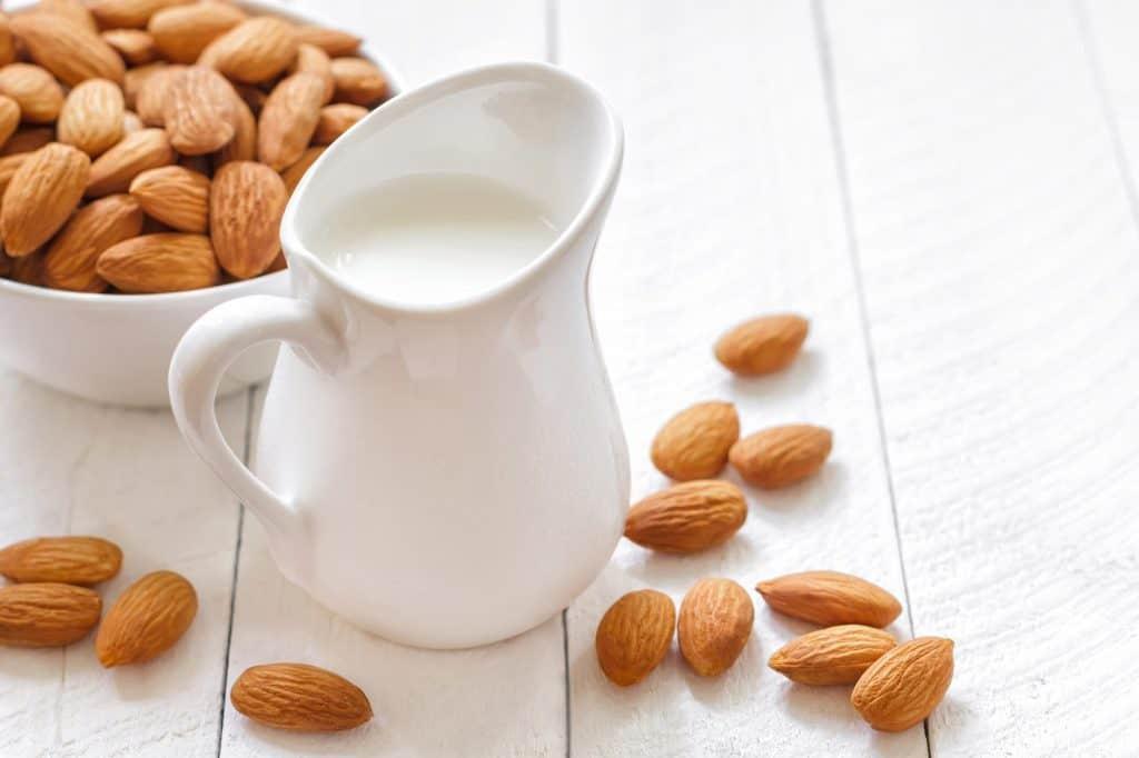 Types of Non-Dairy Kefir [Includes Almond Milk Kefir Recipe]