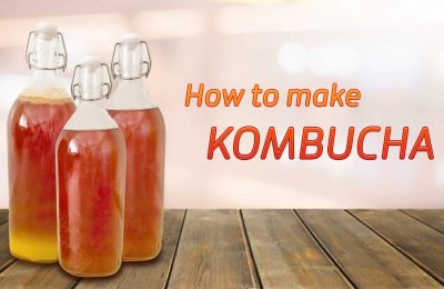 How to Make Kombucha at Home [Ultimate Guide with Recipe]