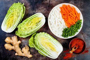 kimchi ingredient