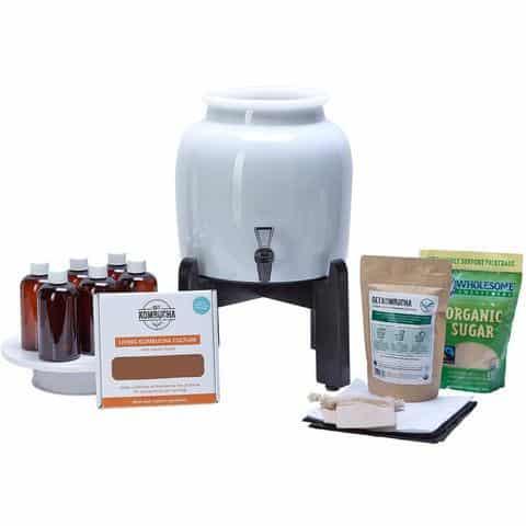 Kombucha Continuous Brew Kit System
