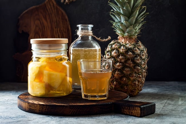 How to Make Tepache [Fermented Pineapple]
