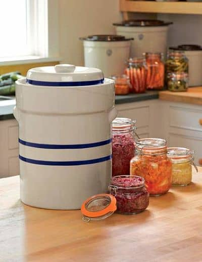 Ohio Stoneware 3 Gallon Fermentation