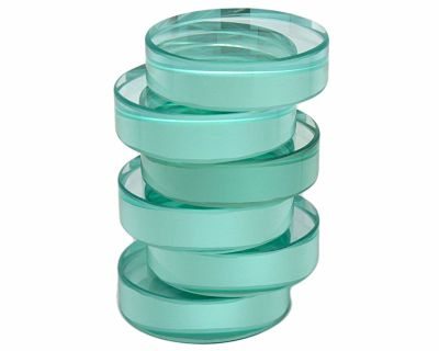 Tempered Glass Fermentation Weights