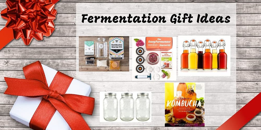 Top 5 Fermentation Gift Ideas [For Any Season and Budget]