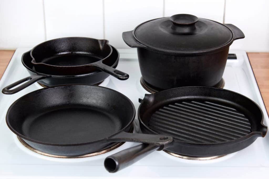How to Clean Cast Iron Cookware