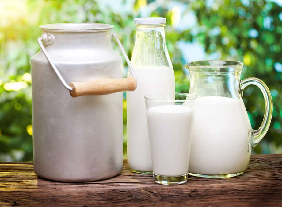 Cow milk vs goat milk