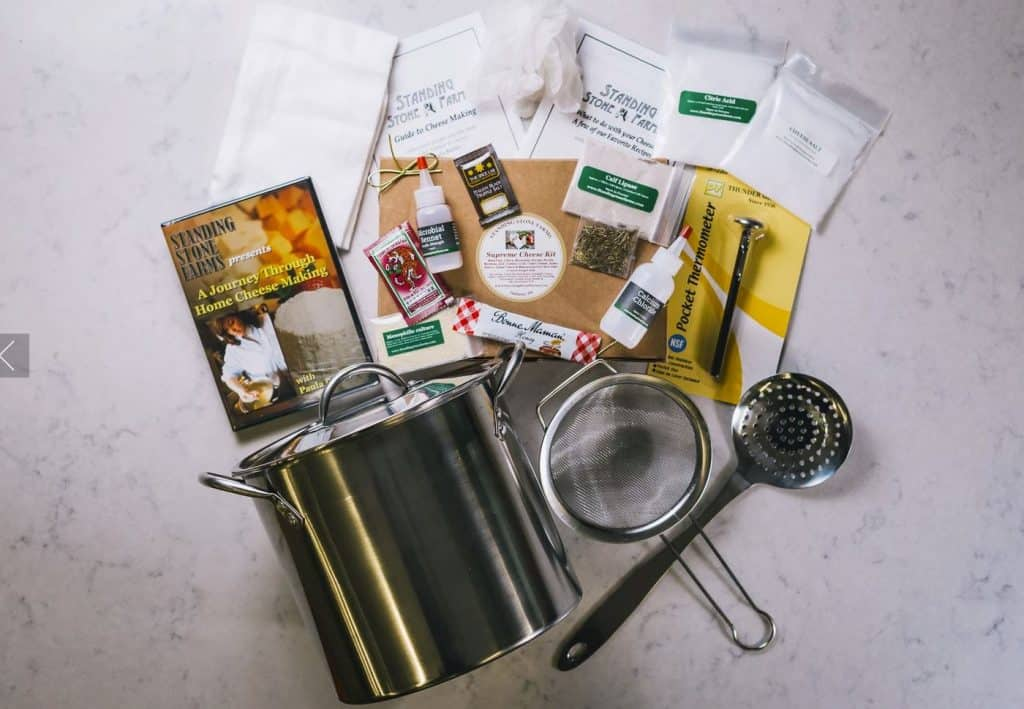 Cheese Making Supplies [REVIEW]