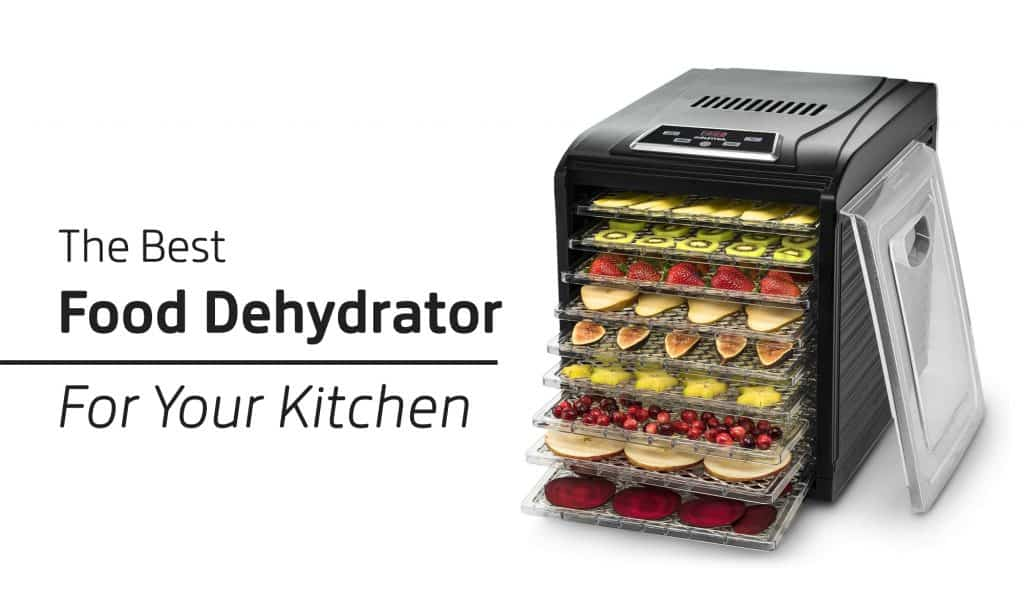 The Best Food Dehydrator for Your Kitchen