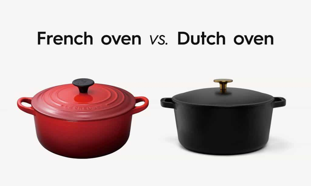french oven vs dutch oven