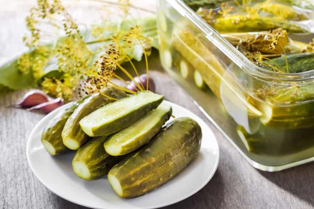 The Best Sweet Pickle Recipe