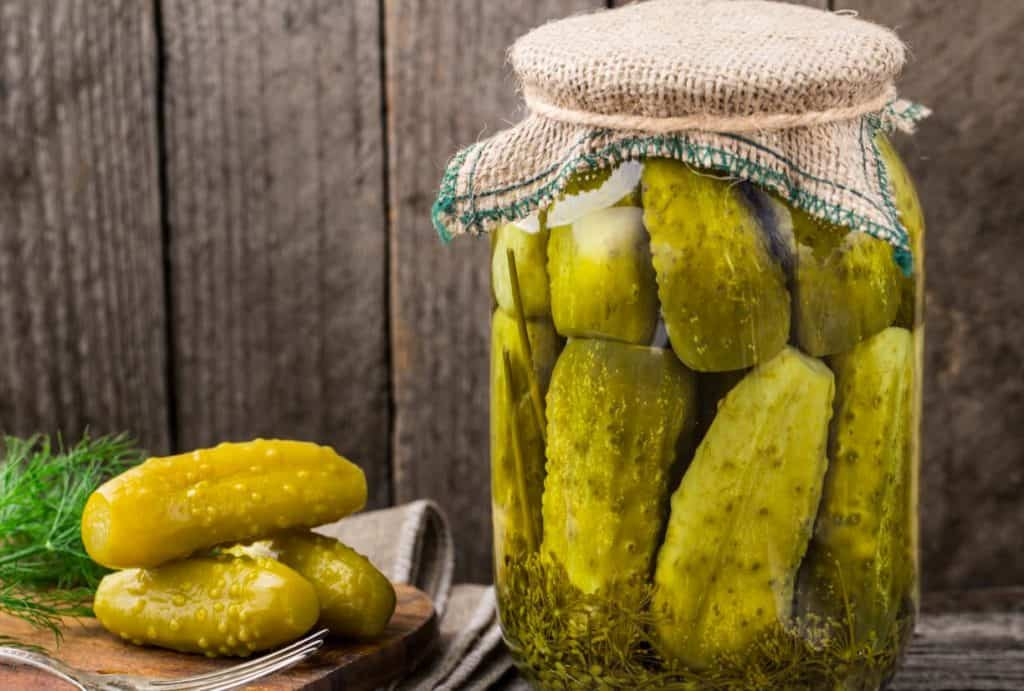 The Best Homemade Dill Pickles Recipe