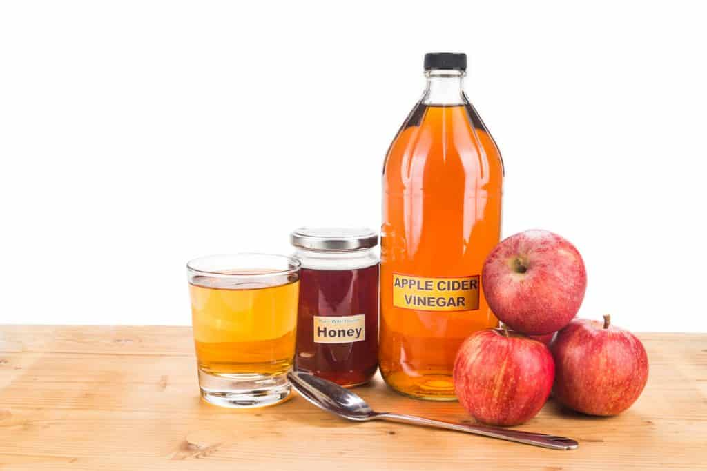 Apple Cider Vinegar and Honey Recipe