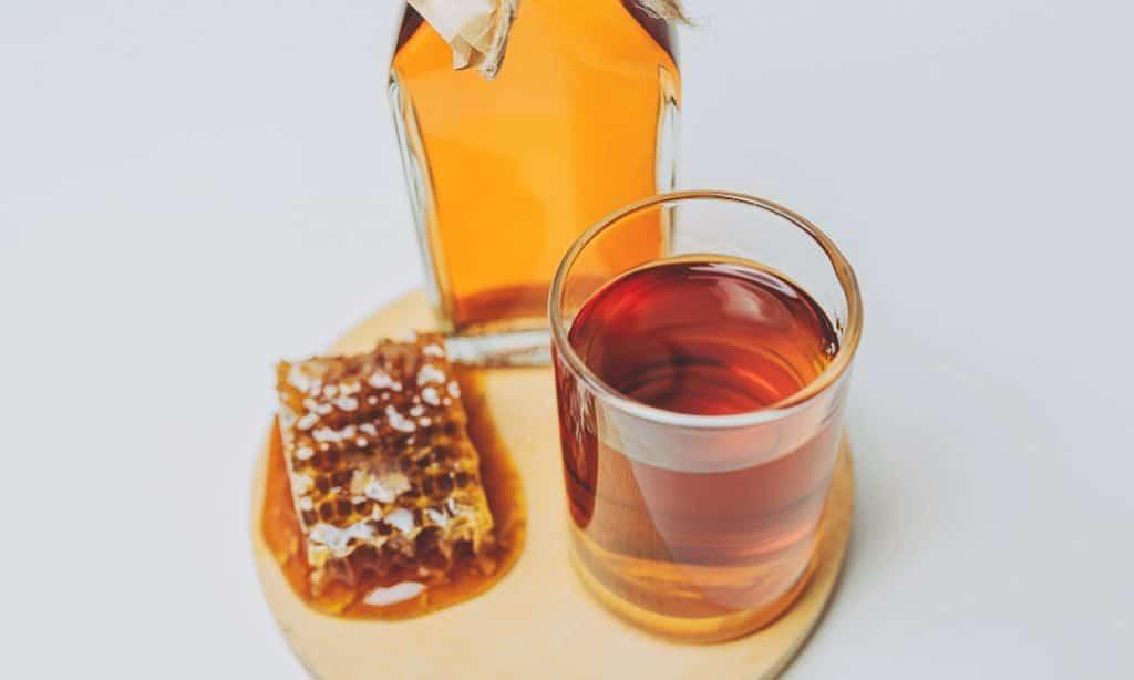 honey wine or mead