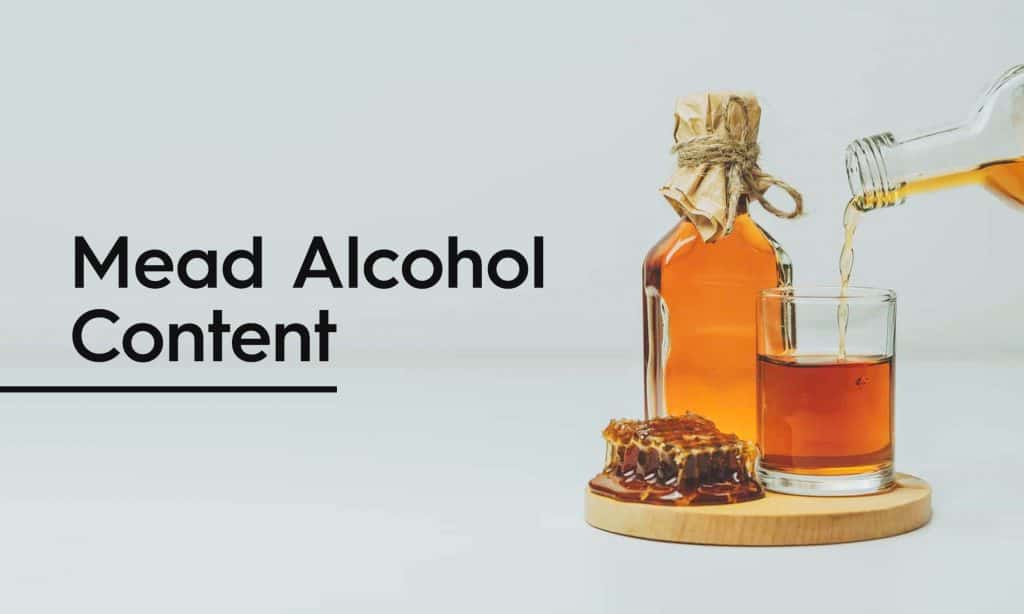 What is Mead Alcohol Content