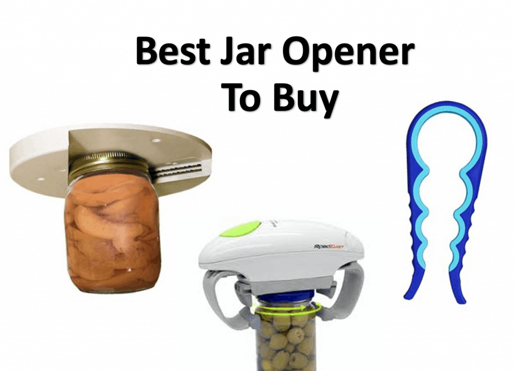 The Best Jar Opener to Buy