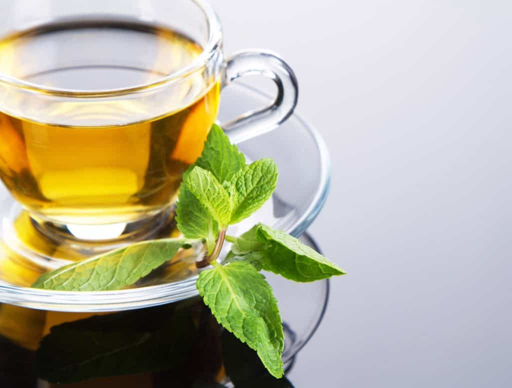 Green Tea with Honey